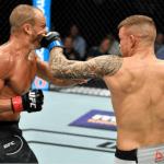 VIDEO: Revive el segundo asalto de la batalla entre Eddie Alvarez y Dustin Poirier