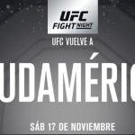 UFC anuncia nuevo evento en Sudamérica