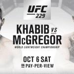 Es Oficial: Conor McGregor regresa a UFC para enfrentar a Khabib Nurmagomedov