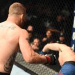 Video: Justin Gaethje regaló tremendo KO en una nueva noche de UFC
