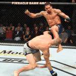 Video: Eryk Anders encajó espectacular patada y se llevó un bono de la noche en UFC