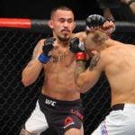 Video: Marlon Chito Vera noqueó, gustó y ganó en UFC 227