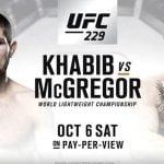 ¡A las nubes! UFC revela los precios de los boletos para ver McGregor vs Khabib
