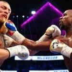 Se acabó la buena onda: Mayweather se burla de McGregor