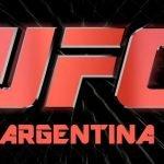 UFC oficializa evento en Argentina y confirma la cartelera