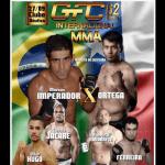3 chilenos van en busca de la gloria en las MMA brasileñas