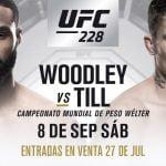 En Vivo: Disfruta de la acción de UFC 228