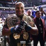 """Daniel Cormier advierte que UFC quiere quitarle el cinturón de peso semipesado para armar """"Jones vs Gustafsson 2"""""""