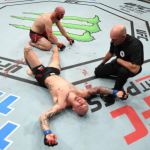 Video: Anthony Smith sigue escalando en UFC tras vencer a Volkan Oezdemir, número 2 del ránking