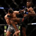 Viva Chile: Vicente Luque logró brutal KO en UFC 229