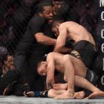Le dan la espalda: Prensa irlandesa critica duramente a Conor McGregor