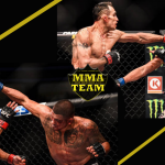 ¿La mejor del año? Ferguson venció a Pettis en sangrienta y espectacular pelea en UFC 229