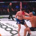 Video: Fedor Emelianenko aplastó a Chael Sonnen y avanzó a la final de Bellator