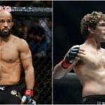 UFC y ONE trabajan en un intercambio entre Demetrious Johnson y Ben Askren