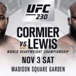 Este sábado: Conoce la cartelera y horario del UFC 230