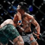 """Video: Yair Rodríguez venció al """"Zombie Coreano"""" con uno de los mejores KO de la historia de UFC"""
