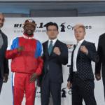 Floyd Mayweather firma con la empresa de MMA Rizin y peleará a fin de año