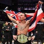 Video: Con una actuación impresionante, Holloway vence a Ortega y mantiene su título de UFC