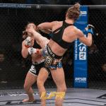 Video: Uno de los mejores KO del año en las MMA femeninas