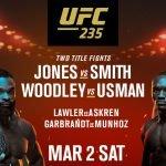 Este sábado hay super cartelera: Revisa el horario del UFC 235