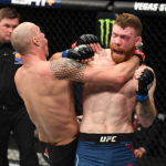 Paul Felder sufre colapso pulmonar tras ganar en UFC Phoenix