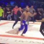 Video: Brutal gresca durante un torneo de jiu-jitsu en Sao Paulo