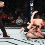 Video: Niko Price se llevó el bono por KO de la noche en UFC Wichita