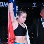 Histórico: Chilena protagonizará un evento estelar de MMA en Estados Unidos