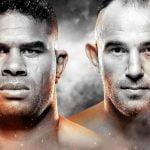 Cartelera y Horario del UFC Rusia: Alistair Overeem vs. Alexey Oleinik
