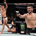 Khabib Nurmagomedov pide a Dustin Poirier por el título ligero y UFC acepta