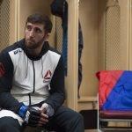 Peleador de UFC es suspendido de por vida