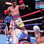 ¿Te lo perdiste? Los mejores momentos del triunfo de Manny Pacquiao ante Keith Thurman