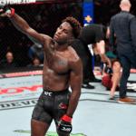 UFC 240 nos regala una hermosa high kick que termina en KO