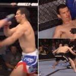 Los 3 KO's más rápidos en la historia de UFC
