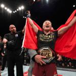 Histórico: China logra su primera campeona en UFC