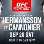 Horario: UFC retorna a Europa con tempranera cartelera