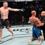 Justin Gaethje noqueó a Cerrone y pidió chance por el título de UFC
