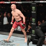 Medallista Olímpico debutó en UFC con aplastante TKO