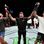 Jueces de UFC se equivocaron en sumar y dieron empate cuando en realidad era una victoria