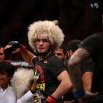 Khabib Nurmagomedov recibió el sueldo más alto del 2019 tras UFC 242