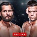 Nate Diaz es exonerado por USADA y autorizado para competir en UFC 244