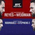 Horario: UFC sorprende con un evento de día viernes