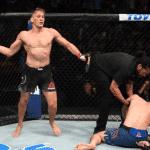 Niko Price se lleva un bono de 50 mil dólares tras lograr impresionante KO en UFC