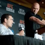 Dana White dice que necesita tener una 'conversación' con Chris Weidman sobre su retiro