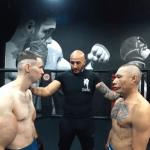 Joven, famoso por el tamaño de su bíceps, debutó en MMA y sólo sufrió