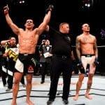 Peleador de UFC llega a Chile a brindar seminarios