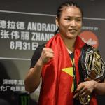 Estados Unidos le prohíbe la visa a campeona de UFC