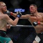 Nate Diaz se refiere a una posible trilogía con Conor McGregor