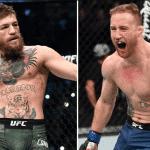 Justin Gaethje compara a Conor McGregor con Ronda Rousey