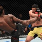 No pudo Colombia: Julio Arce cayó en el inicio del UFC 244